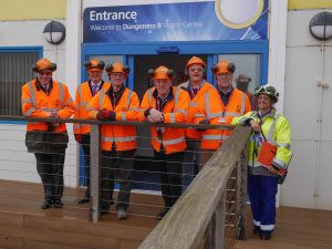 WBG Memebers Switch On To Dungeness Power Station Visit