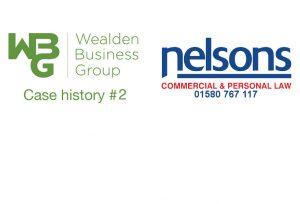 Case history - Justin Nelson, Nelsons Legal, Tenterden