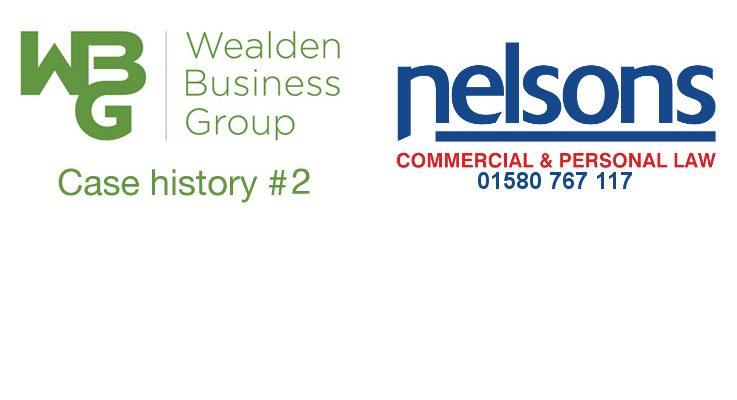 Case history 2 – Justin Nelson, Nelsons Legal, Tenterden