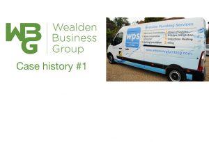 Case history - Luke Smith, Westview Plumbing Services, Tenterden