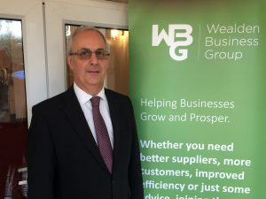 Martin Tickner elected Chair of Wealden Business Group