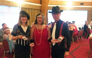 Wealden Business Group is all clued up and raises £3,000 at murder mystery evening