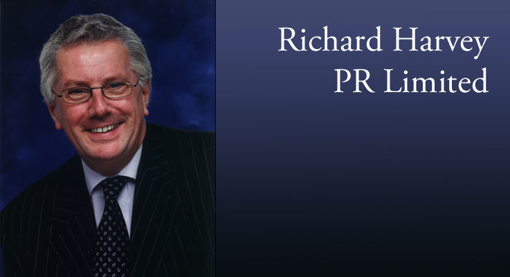 Case history – Richard Harvey PR Consultant