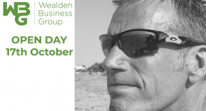 Motivational master Stuart Wilkinson to speak  at Wealden Business Group Open Day