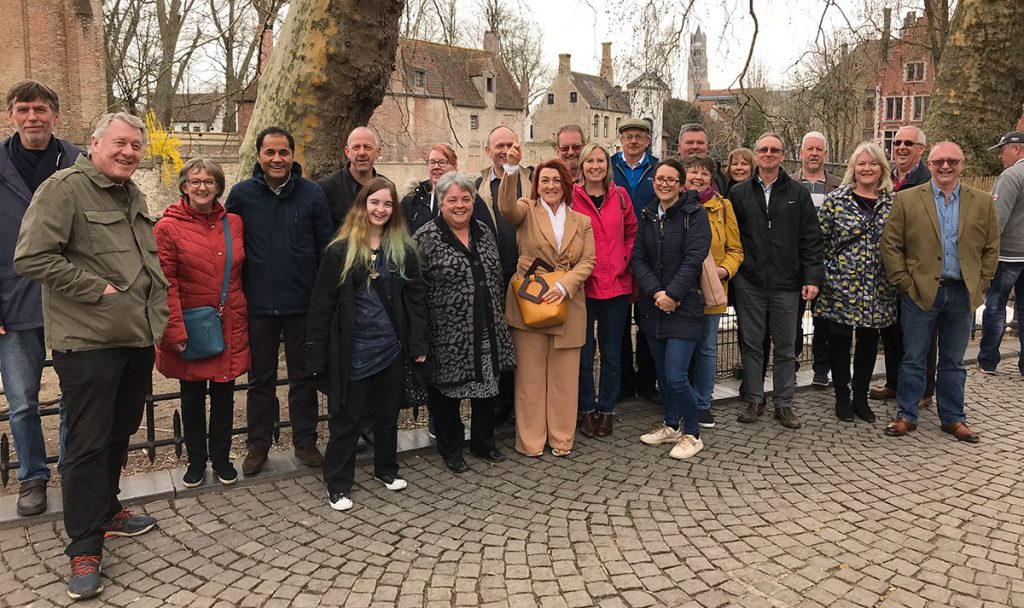 The WBG Trip to Bruges
