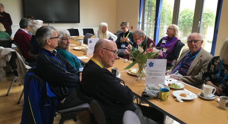WBG welcomes Tenterden Memory Café as their charity for 2019