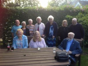 WBG Barbecue raises £500 for Tenterden Memory Cafe